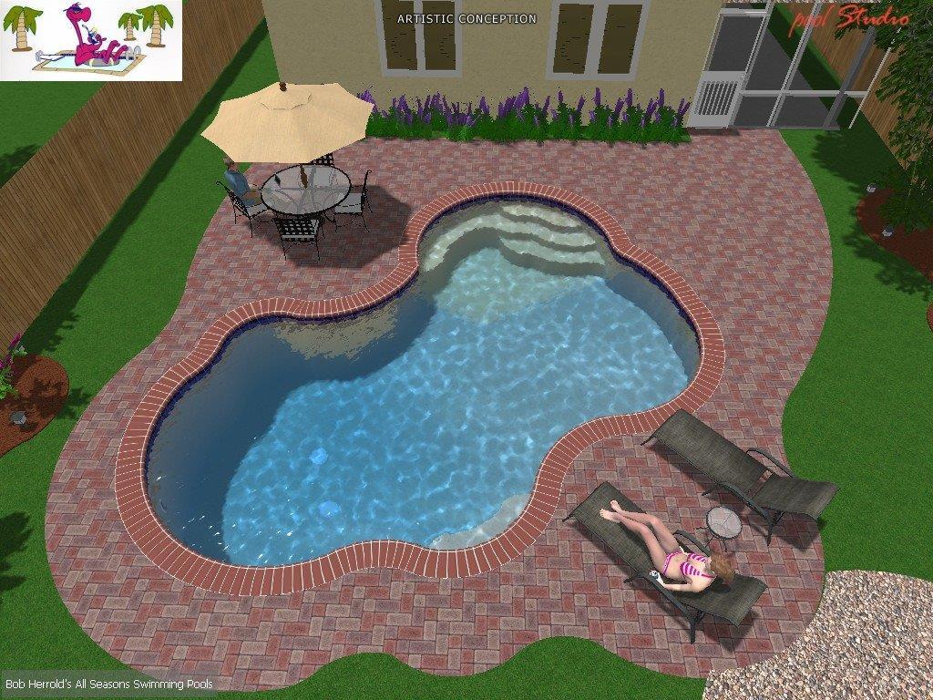 Pool design bob herrold s for Pool design tool